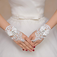 Wrist Length Wedding/Party Glove