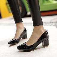 Women's Shoes  Kitten Heel Heels/Pointed Toe Pumps/Heels Office & Career/Dress Black/Red/White