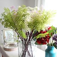 """16.5 """"três ramos Coriaria 1pcs frutas para decoração de casa"""