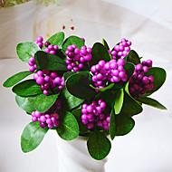 высокое качество искусственные цветы для мини-моделирования украшение дома фруктовых овощей для украшения праздника