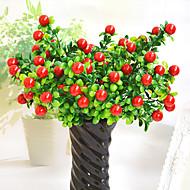 magas minőségű mesterséges növények élénk színű mini szimuláció gyümölcs-zöldség a díszítéshez