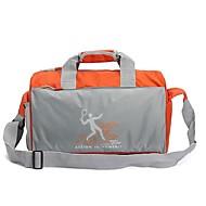 Unisex 's Nylon Sports Orange/Gray/Black