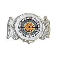Moderne/Contemporain Autres Horloge murale,Autres Autres 400*572mm Intérieur Horloge