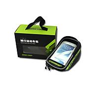 Basecamp Fahrradtasche 2.5LLFahrradrahmentasche Handy-Tasche FahrradlenkertascheWasserdicht Regendicht Reflexstreifen Staubdicht