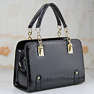 Women's Fashion Casual OL PU Messenger Shoulder Bag/Tote