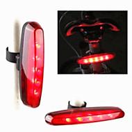 Radlichter / LED Lampe Glühbirnen / Fahrradrücklicht LED / Laser - Radsport Warnung 400 Lumen USB Radsport