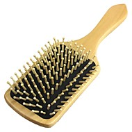 Wood Air Bag Massage Health Care Comb Prevent Hair loss Anti Static