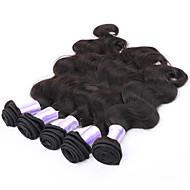 3Pcs/Lot Brazilian Virgin Hair Body Wave Unprocessed Brazilian Virgin Hair Brazilian Hair Bundles
