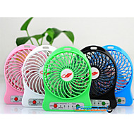 2015 New Mini USB Fan , Rechargeable Battery Mini Fan ,USB Portable Cooling Fan