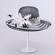 Women's Basketwork Headpiece - Wedding/Special Occasion Hats 1 Piece