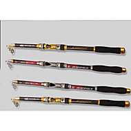 YueLong Boat Rod 2.1-3.6m M Sea Fishing Carbon Rod