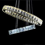 Metal - Lámparas Araña - Cristal/LED - Moderno / Contemporáneo/Tradicional/Clásico/Rústico/Campestre/Tiffany/Cosecha/Retro/Campestre