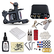 nybegynder tattoo kit 1 maskine professionel tatovering kit
