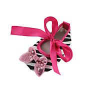 Baby Sko Friluft/Formell/Fritid Tekstil Flate sko Rosa