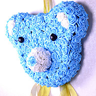 Big Blue Bear Gift Birthday Gift Valentine's Day Gift Wedding Bouquet