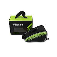BaseCamp® Sac de Vélo 1.5LLSac de cadre de véloEtanche / Bande réfléchissante / Résistant à la poussière / Résistant à l'humidité /