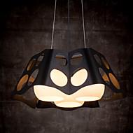 Retro Bar Iron Lamp Modern Minimalist Industrial Style Chandelier