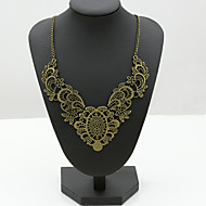 XIXI Women's The Newest Fashion Casual Gold Plated/Rhinestone Pendant Necklace