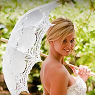 Bröllop/Strand/Dagligen/Maskerad Paraply Spets