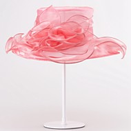 Women's Organza Headpiece-Wedding Special Occasion Hats 1 Piece