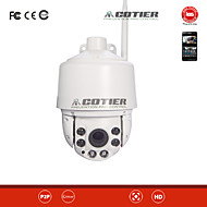 "Cotier®IP Security Camera 1080P /PTZ /1/2.8"" CMOS/5×Auto Zoom/Support wifi/Speed IP Camera DM/G31-2S"