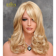 Hot Sale Synthetic Wig Top Quality Soft Natural Wig Blonde Wig Elegant Smooth Hair Wig