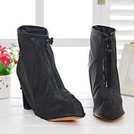 그외 신발 커버 ( 블랙/블루/레드/투명 )