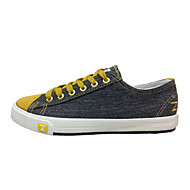 Warrior® Men's Shoes Outdoor/Casual Canvas Fashion Sneakers Gray