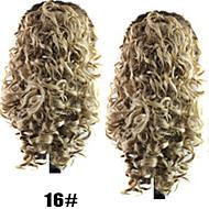 senhoras da forma de comércio garra grampo de cabelo de rabo de cavalo # 16 cor da UE