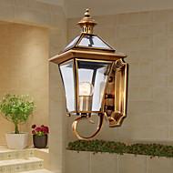 mayor uso de lampmc086-1w moderno de la pared exterior