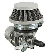 filtr powietrza gaźnik gaźnik ustawiony na 49cc kieszeni moto mini quad polnej pit bike