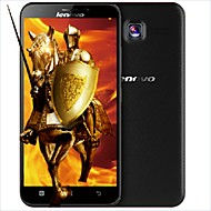 "Lenovo A916 Lite 5.5""HD Android 4.4 LTE Smartphone(Dual SIM,WiFi,GPS,Quad Core,1GB+8GB,13MP,2500Ah Battery)"