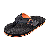 Men's Shoes Summer Beach Hit Color Leisure Flip Flops More Colors available