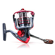 XY2000 5.2:1 11+1 Ball Bearings Freshwater Fishing Carp Fishing Spinning Reels Left and Right Handle