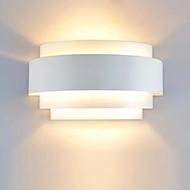 Flush Mount Lights Infälld montering vägglampor,Modern/Samtida E26/E27 Metall