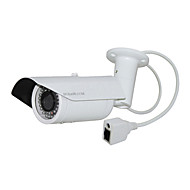 hosafe ™ bullet outdoor ip camera 1080p 2.8-12mm zoomlens, buit-in poe ONVIF