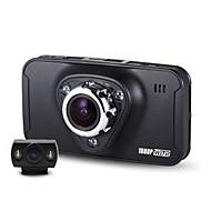 5 MP CMOS - till Full HD/Video ut/G-sensor/Rörelsedetektor/Vidvinkel/1080P/HD/Anti-stöt - 4608 x 3456 - CAR DVD