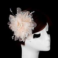 Women's Lace / Rhinestone / Alloy Headpiece - Wedding / Special Occasion Flowers 1 Piece