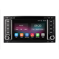 In-Dash Car DVD Player For VW Touareg T5 Multivan Transporter 2004-2011 with Quad Core Android 4.4 GPS Navigation Radio