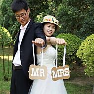 Herr&mrs Hochzeit Flaggen-Fahnen-