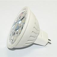 Spot LED Décorative Blanc Chaud / Blanc Froid JS 1 pièce MR16 GU10 3W 9*SMD 3535 270 LM AC 85-265 V