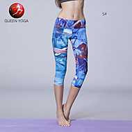 wicking / Compressie / Lichtgewicht materiaal - Yoga / Pilates / Fitness - Tights - Dames (Others)