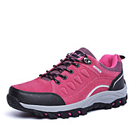 Women's Hiking Shoes Leatherette Pink/Purple Casual Sports Climming Waterproof Shoes