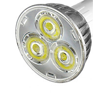 3W MR16 250-300LM Warm/Cool White Light LED Spot Lights(12V) 1pcs
