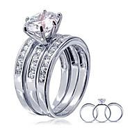 Prstýnky,Stříbro Šperky Stříbro Prsteny s kamenem