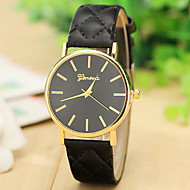 New Fashion Leather Strap Geneva Watches Women Dress Watches Quartz Wristwatch Watches Cool Watches Unique Watches