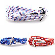 Armband Berlock Armband / Vänskap Armband Legering Ankare Dagligen / Casual / Sport Smycken Present1st
