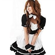 Carino Suit Black Girl poliestere di pulizia (2 pezzi)
