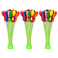 Water Balloons Refill Kit 3 Bunches 110 Total Water Balloons Fill in 60 Seconds