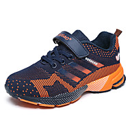 Boys' Shoes Outdoor / Athletic / Casual Tulle Fashion Sneakers Blue / Purple / Orange